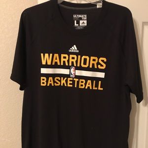 Golden State Warriors shirt size L